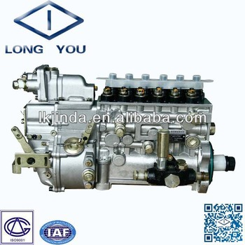 SHAANXI Weichai fuel injection pump WP10 (336 HP) 6P1222 / 612601080376