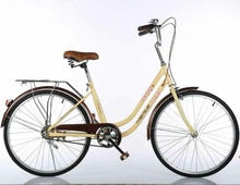 Holland style wholesale Classic ladies bicycles urban bike 20 inch city bike women bicycle