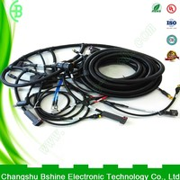 China manufacturer production auto cable assembly