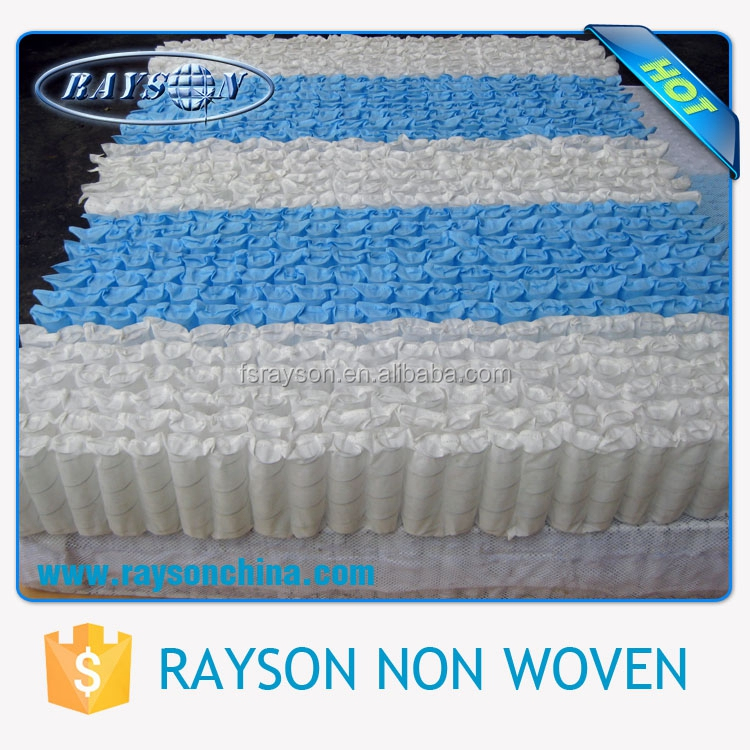 2015 Best Selling Customsize PP Nonwoven Export Surplus Non Flammable Cushion Cover Fabric