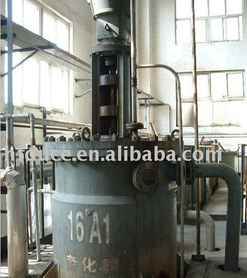 sulfonation plant with full set of equipment