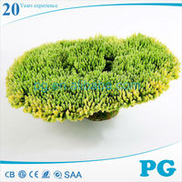 PG Artificial Coral Aquarium Decoration Fish Tank Ornaments Reef