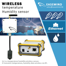 G7-H2 Wireless humidity sensor, low temperature measuring device