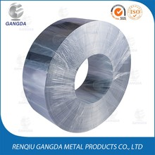 Bright surface galvanized steel rolled price mild steel coil for angle iron
