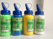 6mm 0.12g color airsoft bbs bullets, airsoft bbs