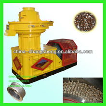 CS 2014 CE approved deciduous tree/broad-leaved tree/broadleaf tree sawdust Pellet press machine