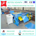 uncoiling-leveling-slitting-cutting roll forming machine