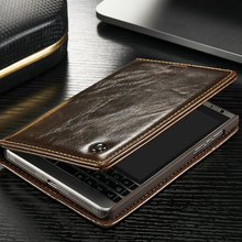 Free Shipping For <strong>BlackBerry</strong> Passport 2 PU Leather Wallet Phone <strong>Case</strong> with Stand Card Slot