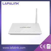LAFALINK DS114W Mini 150Mbps Wireless ADSL /ADSL2/ ADSL2+ Modem network routers