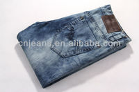 stock man pants fashion slim denim cheap straight mens jeans in ahmedabad