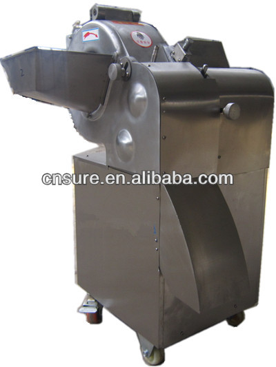 Potato Dicer/Cube Cutter/Dicing Machine
