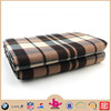 Cheap polar fleece china factory wholesale folding all purpose blanket/waterproof picnic rug