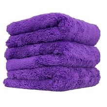 thick car drying towel