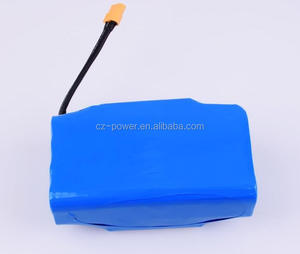 Chinese good price electric scooter lithium battery 36v 4.4ah li-ion battery pack for scooter ebike battery pack 36v 10ah