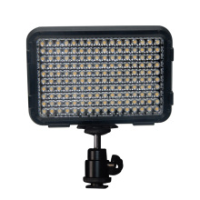 Portable 160 LED video light for photography camera camcorder