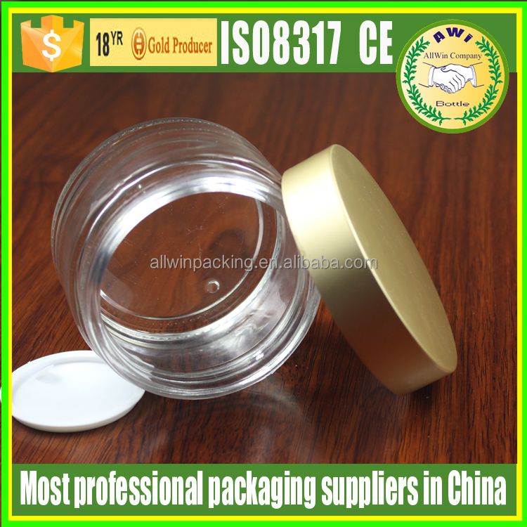 glass candle jar cosmetic jar 200 ml body butter containers