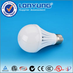 Good heat dissipation high brightness Led bulb with isolated driver 10w 12v dc bulb