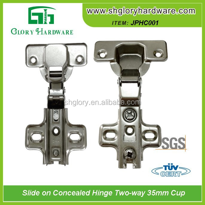 Professionl Factory Made 2 way table flap hinge