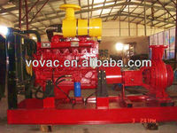 High Quality Fire Fighting Diesel Water Pump Set