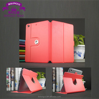 Ultra thin 360 rotating voltage leather tablet case for samsung galaxy tab pro 8.4 colorful case for ipad wholesale