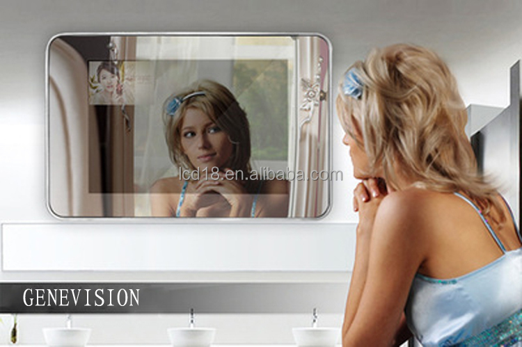 42 inch bathroom mirror with tv magic mirror advertisements (MG420JEM)
