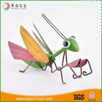 Cheap Price Mantis Metal Outdoor Ornaments