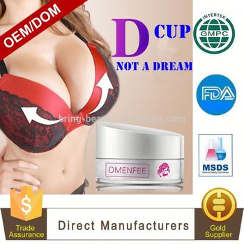 OEM/ODM/OBM 2017 new China Manufacturer Factory Price breast cream for women