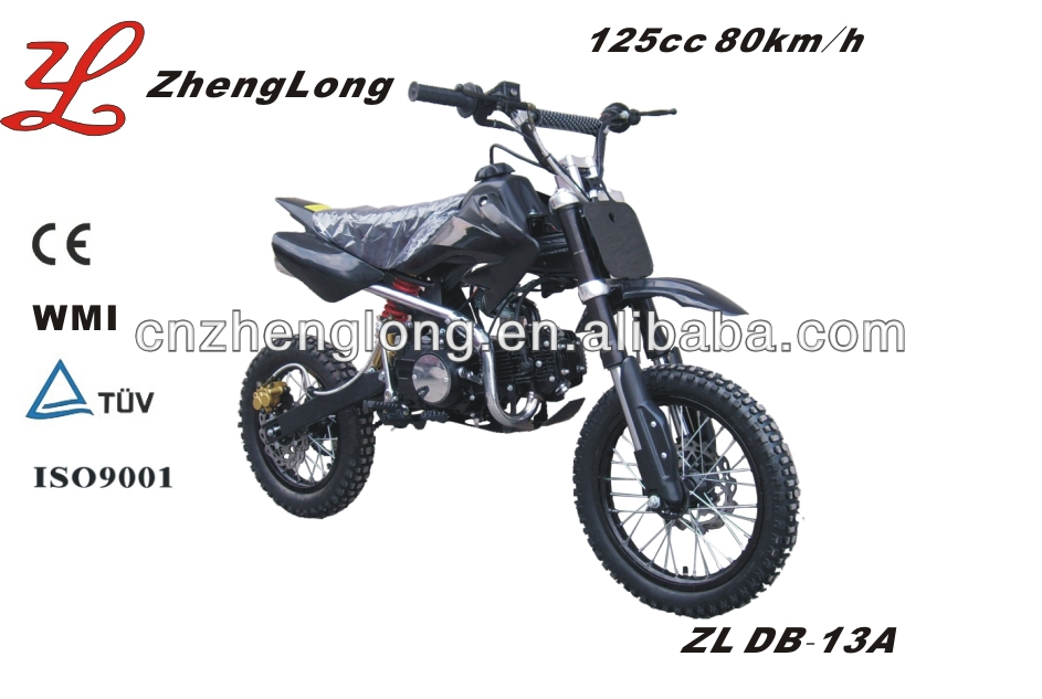 Electric motocross 125cc dirt bike