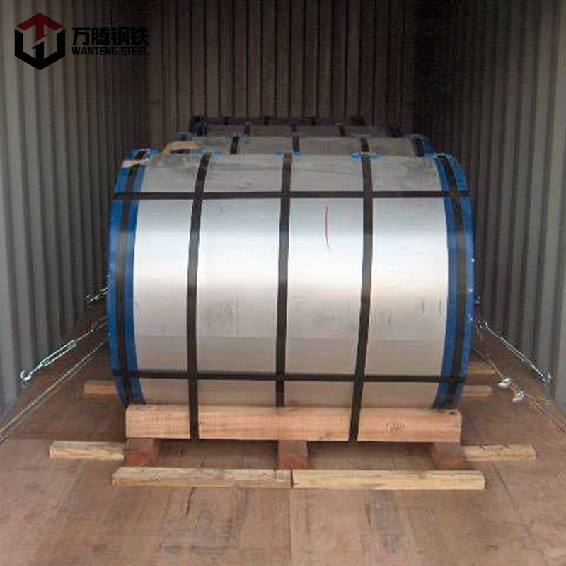 0.15 ~ 1.0mm <strong>thickness</strong> and DX51D, SGCC, Q195 Grade Galvanized steel coils / plate in China