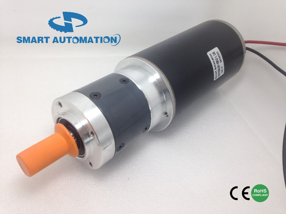 62PLG.76ZYT IP 54 high torque 76mm brush dc motor with Planetary gearbox