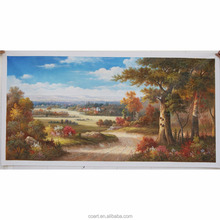 Handmade Wall Art Picture Classic Famous Landscape Oil Painting Reproduction