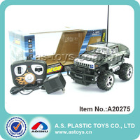 Toy army remote control jeep