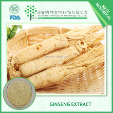 TOP quality red ginseng extract powder panaxoside 10%-80% LOW PRICE