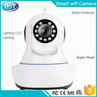 wifi free security camera recording software 720p 10 infrared led
