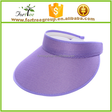 top quality sun visor for women uv sun visor cap