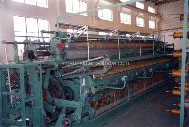 Automatic Fishnet Knitting Machine