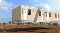 China prefab accommodation