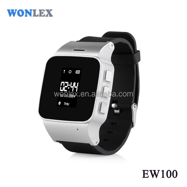 2016 oem new old man smart watch d99 gps location sos function remote monitor watch phone