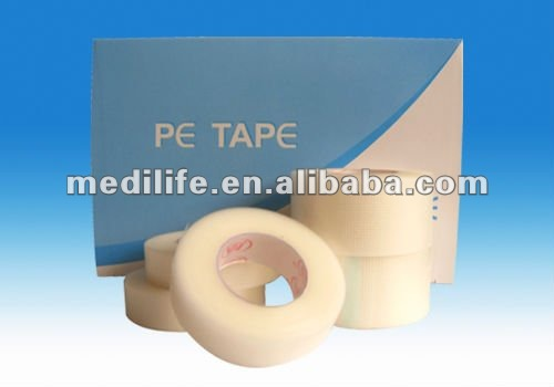 colored medical tape surgical tape medical PE tape