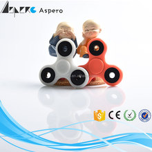 2017 Aspero new design fight spinner toys glow in the dark spinner desk toy fidget spinner