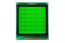 128x128 dots matrix lcd module with LED backlight ,stn cob yellow green