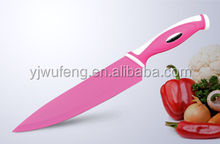 Hot sale color knife,chef knife