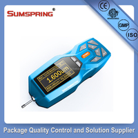 Portable Digital Surface Roughness Measuring Instrument