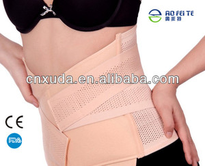 Post Natal Belly Tummy Support Belt Slim Girdle Corset Abdominal Binder