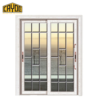 Aluminum Fire Rated Sliding Safety Door
