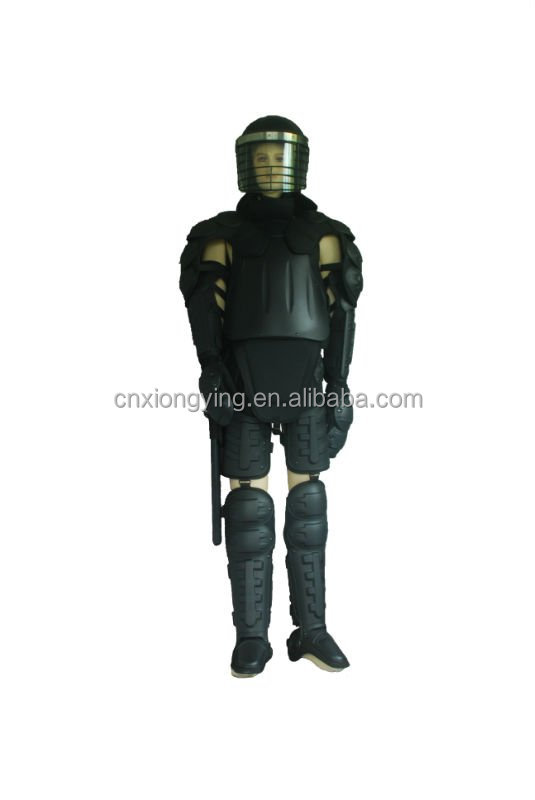 strike resistant full protection anti riot suit supplier FBY-XY06