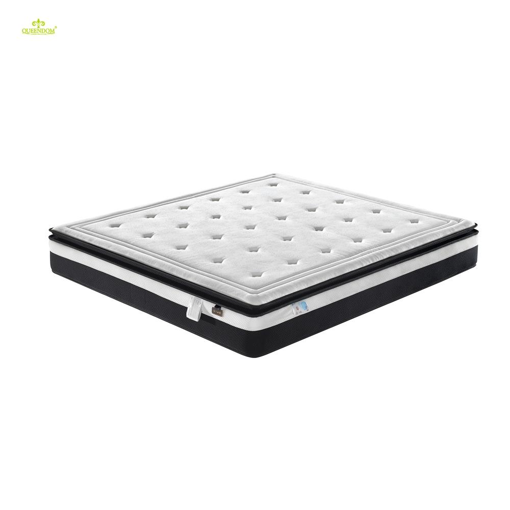 Hot selling bed memory foam topper queen size full mattress - Jozy Mattress | Jozy.net