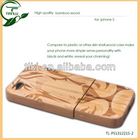 2014 new trendy solid wood Phone housing For iphone 5,wood mobile phone case,stylish smartphone case for iphone