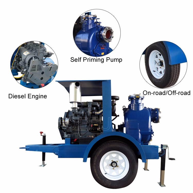 Jt Diesel Engine Driven Water Pump Buy Engine Driven