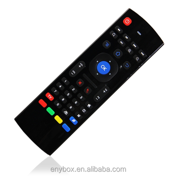 IR + 2.4GHz Air Mouse Keyboard for TV & Android Tv Box